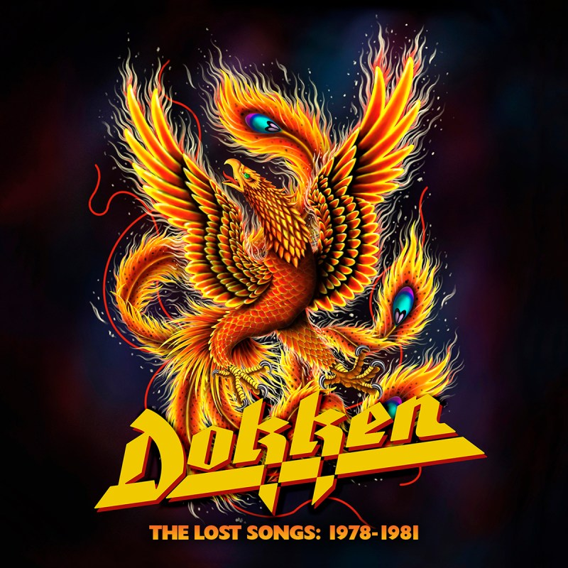 Dokken's The Lost Songs: 1978-1981