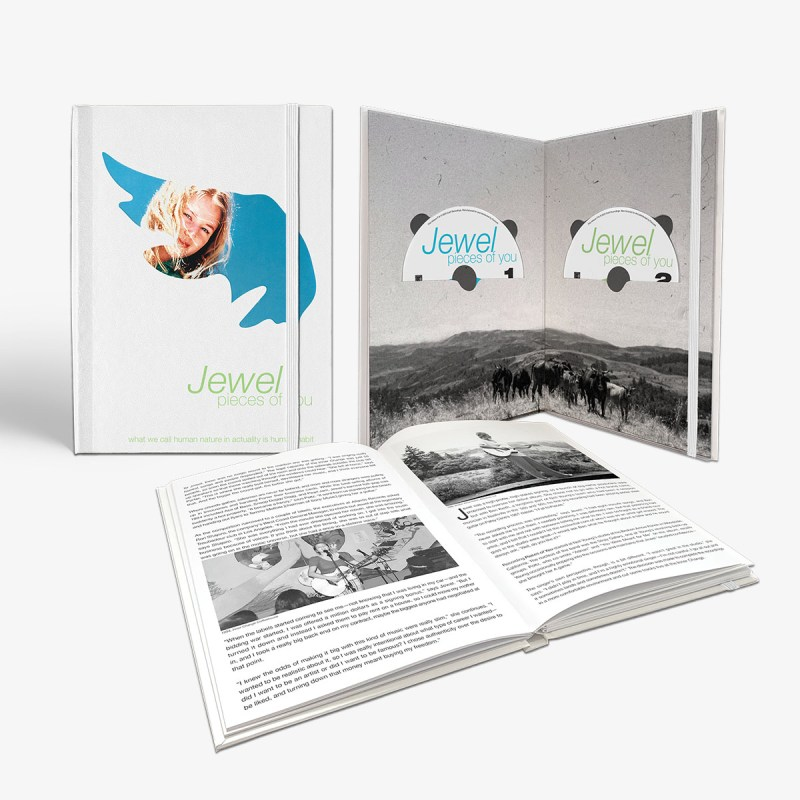 Jewel - Pieces of You - 25th Anniversary Release