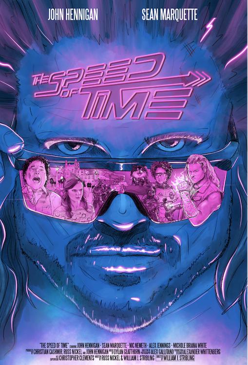 Speed of Time - 2020 starring John Hennigan