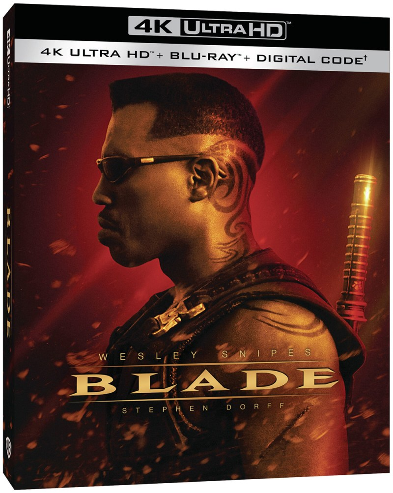 Blade on 4K UHD Blu-ray