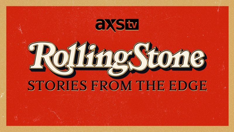 Rolling Stone Magazine: Stories From The Edge