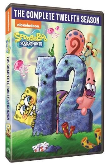 All 12 Seasons Of Spongebob On Dvd : seasons, spongebob, SpongeBob, SquarePants:, Complete, Twelfth, Season', January, 12th!