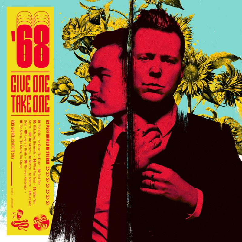 68' - Give One Take One