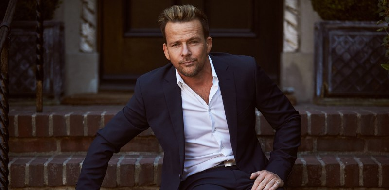 Sean Patrick Flanery - 'Born A Champion'