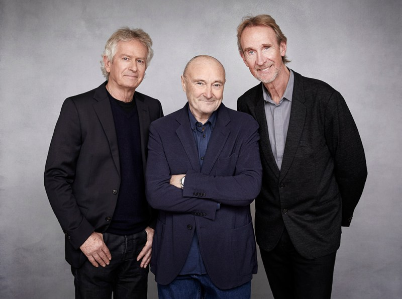 Genesis - Tony Banks - Phil Collins - Mike Rutherford
