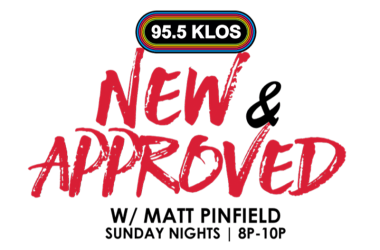 KLOS New & Approved with Matt Pinfield