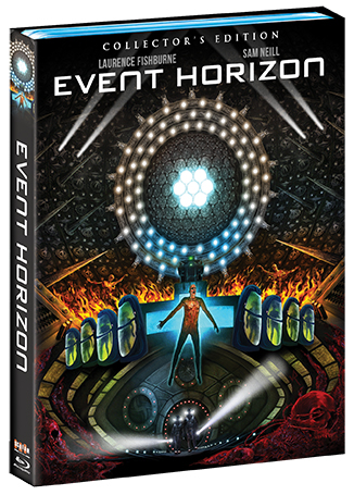Event Horizon on Blu-ray