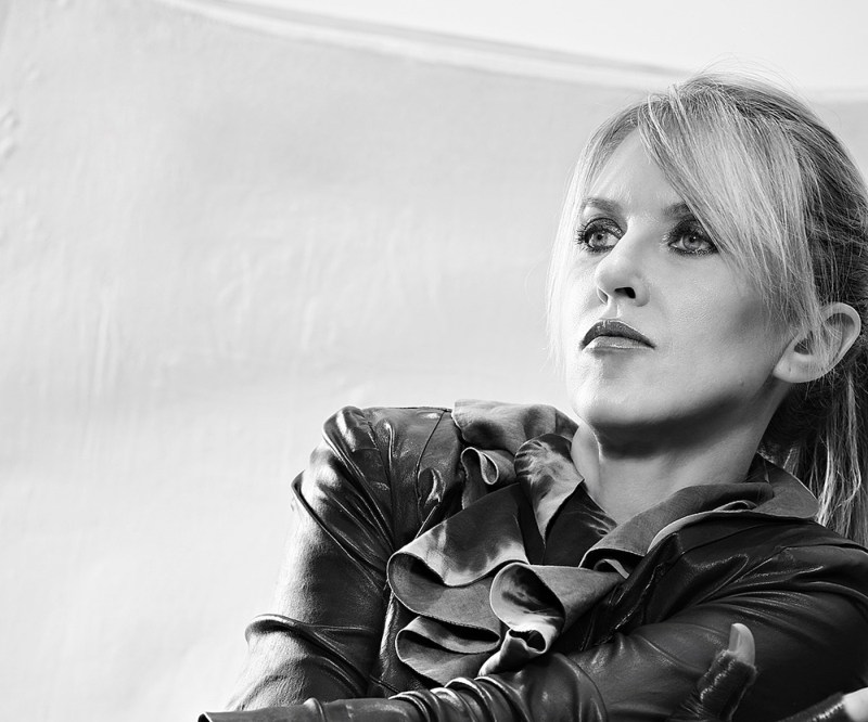Liz Phair - Photo by Eszter and David