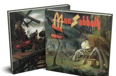 Mac Sabbath - 'Drive Thru Metal' book