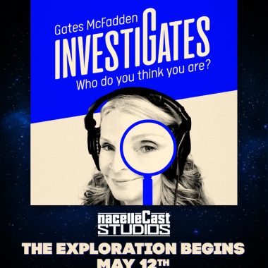Gates McFadden's InvestiGates: Who Do You Think You Are? podcast