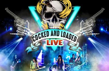 L.A. Guns - Cocked & Loaded Live