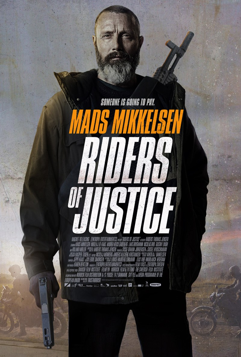 Riders of Justice - Mads Mikkelsen