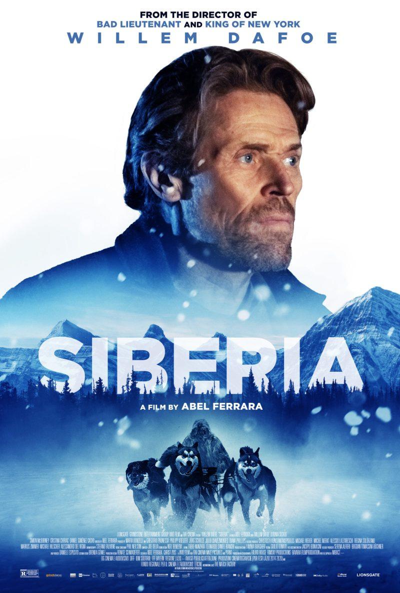 Abel Ferrara's 'Siberia'