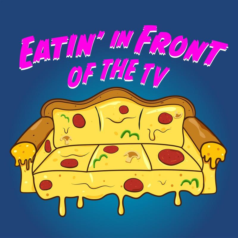 Eatin' In Front of the TV podcast with Laraine Newman and Emily Fleming
