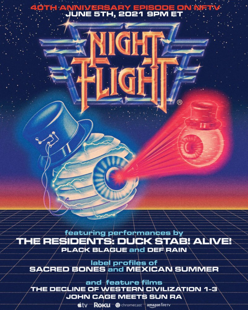 Night Flight 40th Anniversary
