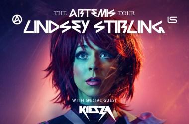 Lindsey Stirling Announces 2021 Artemis U.S. Tour Dates