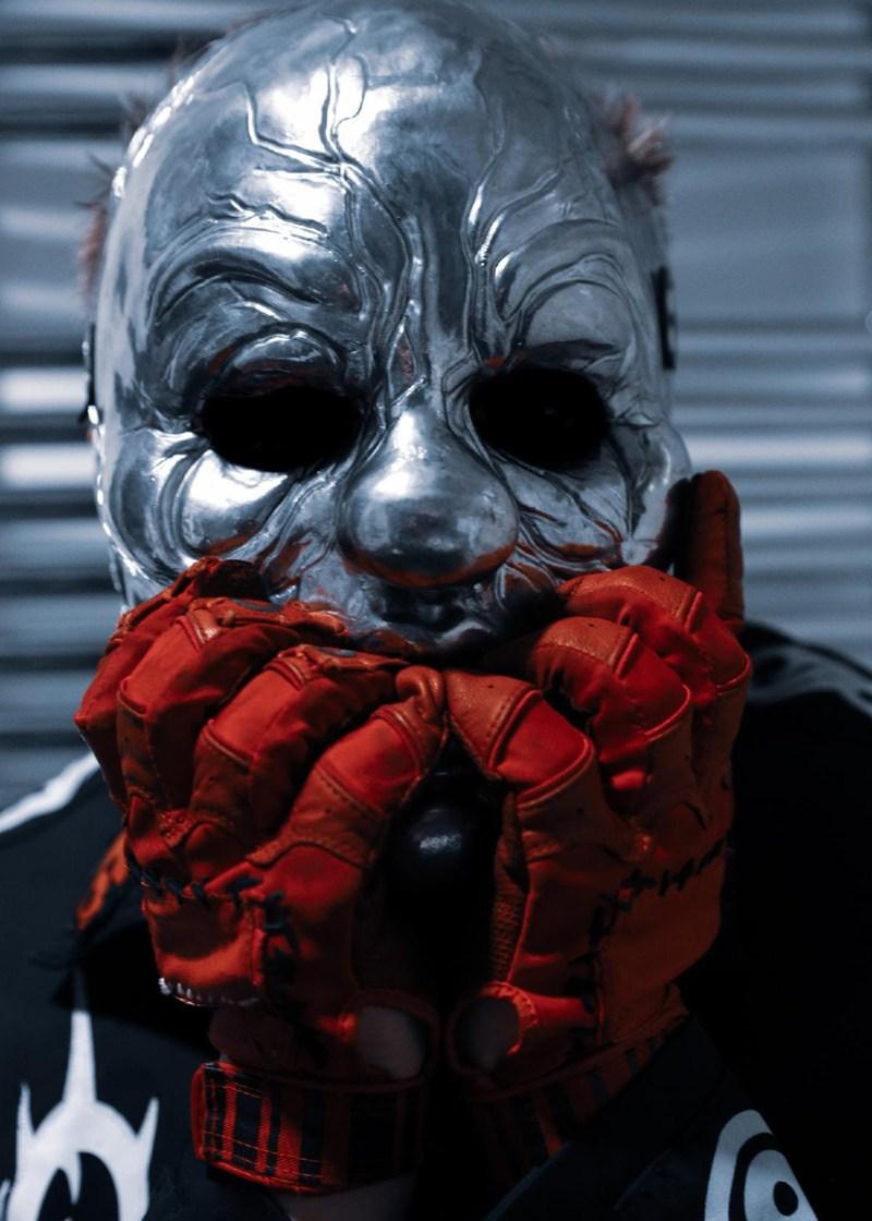 M. Shawn Crahan akak Clown of Slipknot