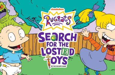 The Escape Game x Rugrats