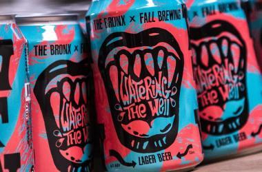 The Bronx X Fall Brewing Company