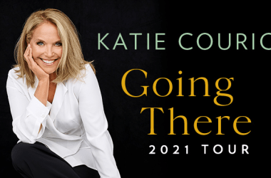 Katie Couric - Going There Book Tour