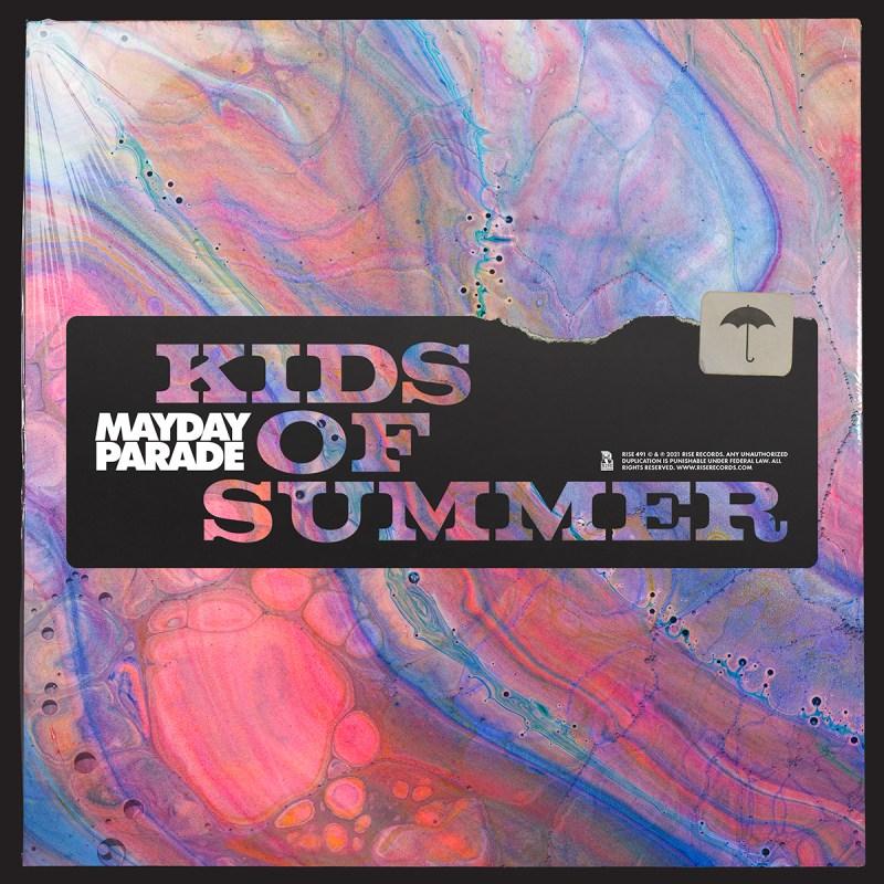 Mayday Parade - Kids of Summer