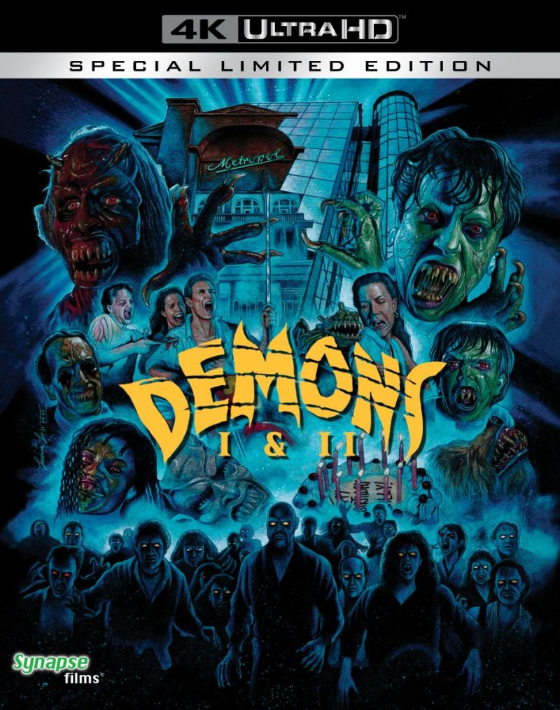 Lamberto Bava's Demons and Demons 2