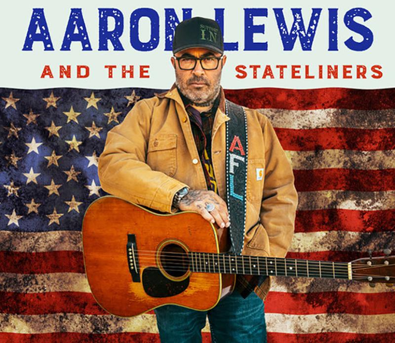 Aaron Lewis - Fall 2021 Solo Tour