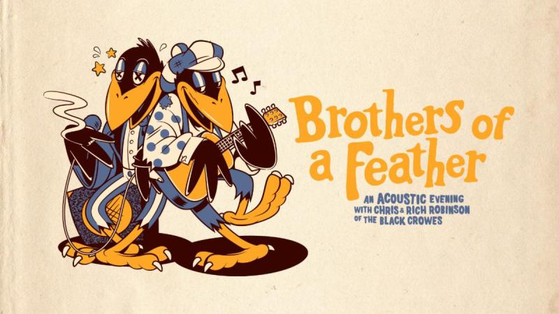 The Black Crowes - Brothers Of A Feather