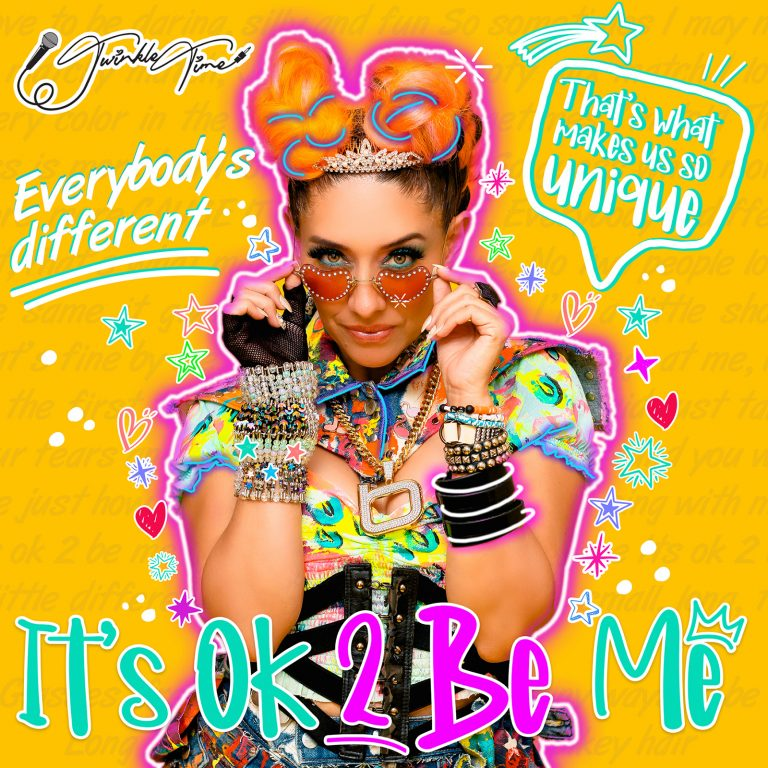 """TWINKLE TIME - """"It's OK To Be Me"""""""