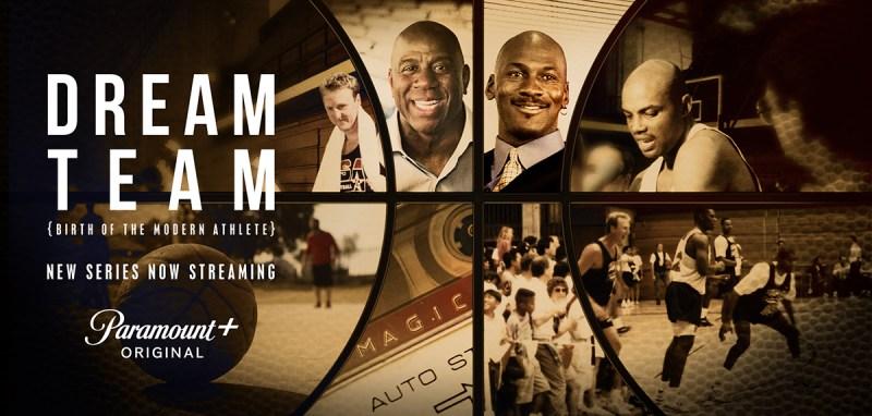 DREAM TEAM: Birth of the Modern Athlete