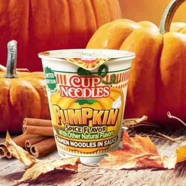 Cup Noodles® Pumpkin Spice