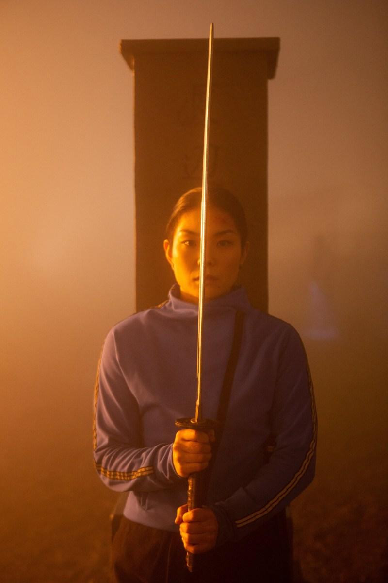 Masumi in 'Yakuza Princess'