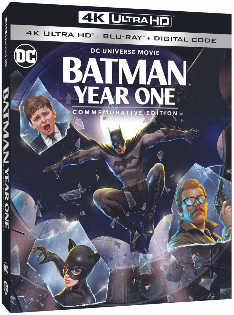 Batman: Year One Commemorative Edition