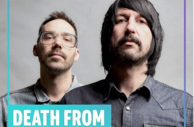 """Death from Above 1979 - """"Don't Stop Believin'"""""""