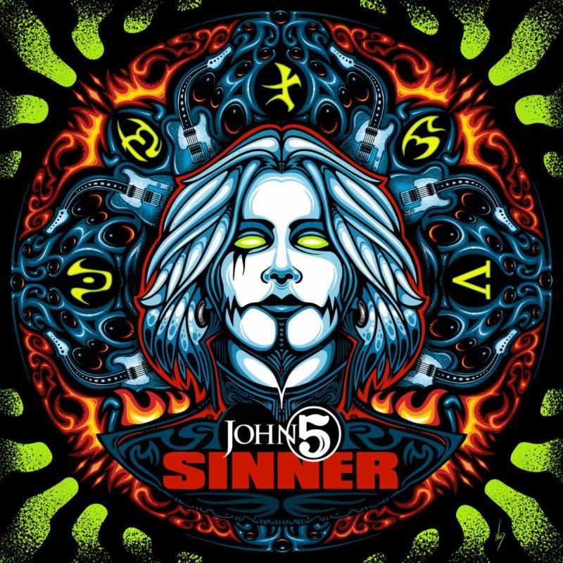 John 5 - 'Sinner' Album