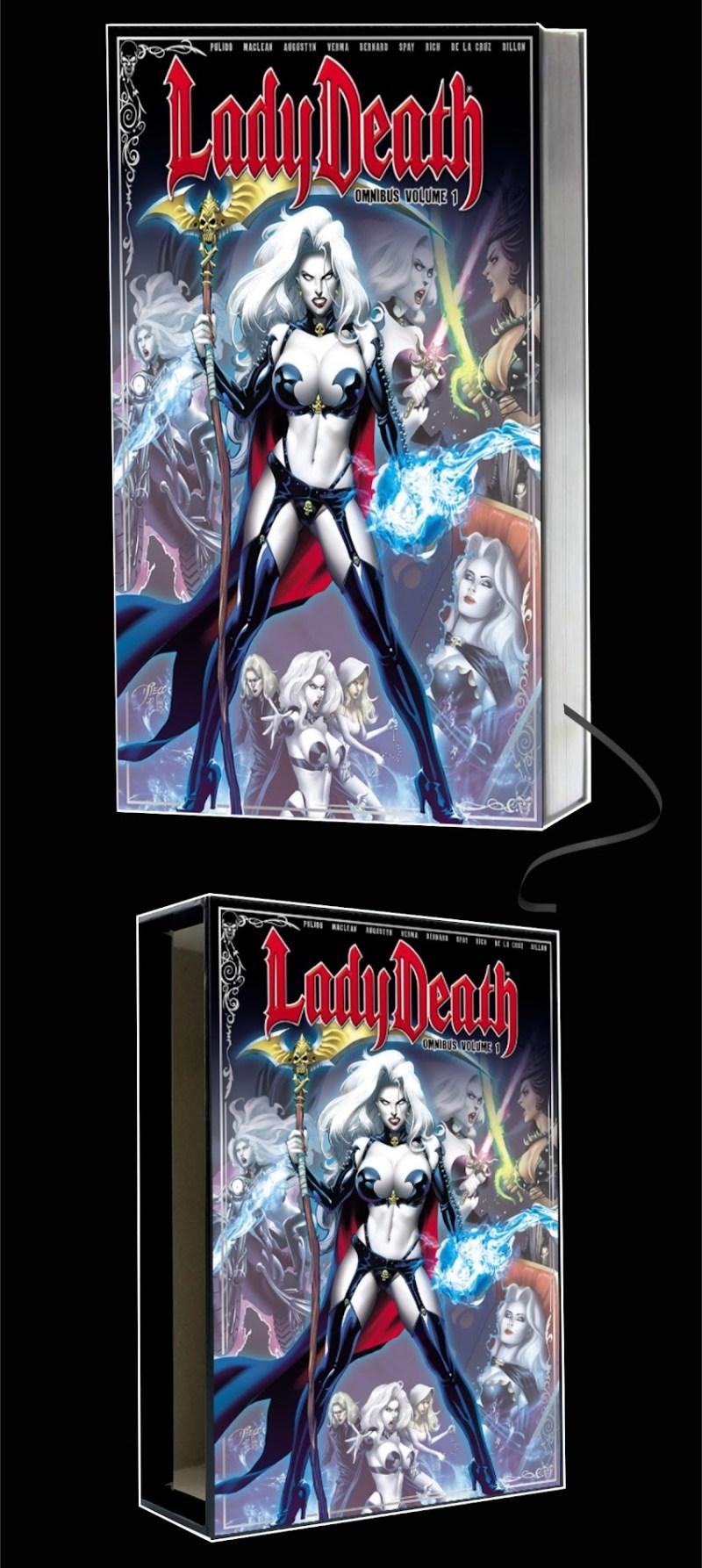 Lady Death: Omnibus Vol. 1 - Prestige Format Hardcover
