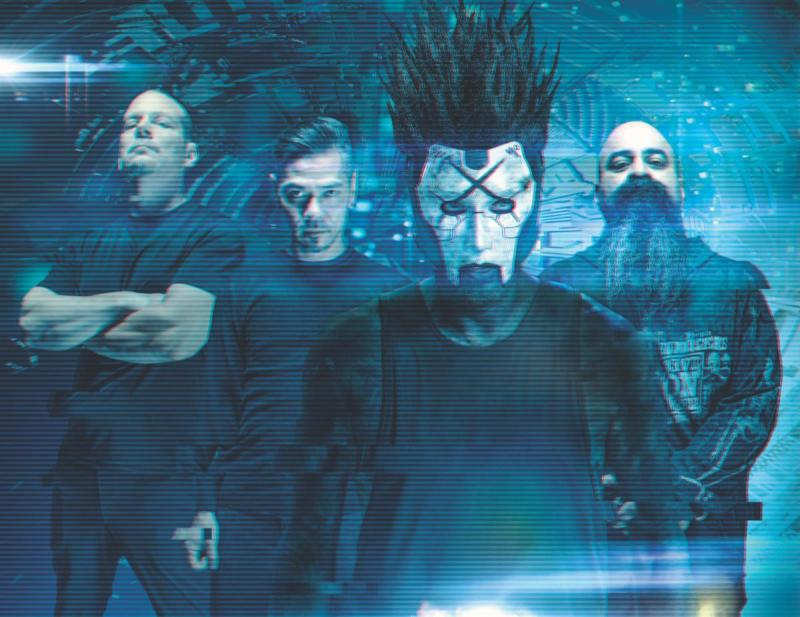 Static-X - Rise of The Machine Tour