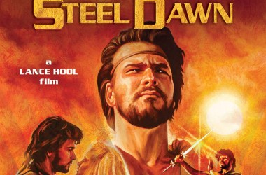 Steel Dawn - Vestron Video Collector's Series
