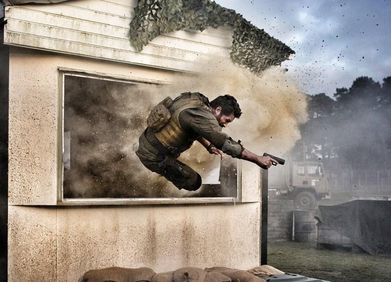 Screen Media's Scott Adkins 'One Shot'