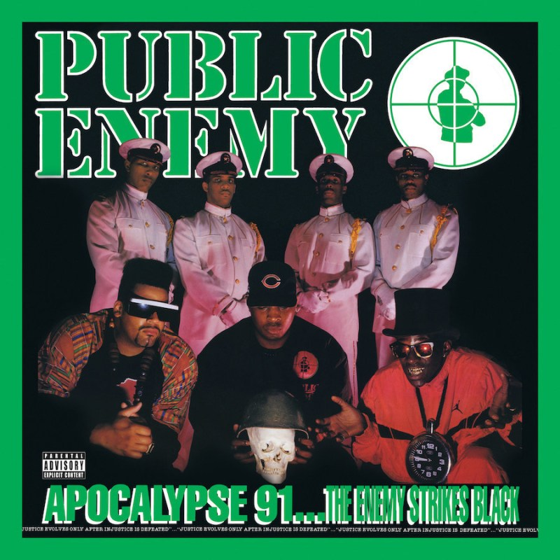 APOCALYPSE 91... THE ENEMY STRIKES BLACK'