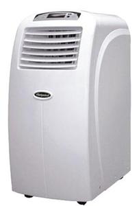 model no portable air conditioner