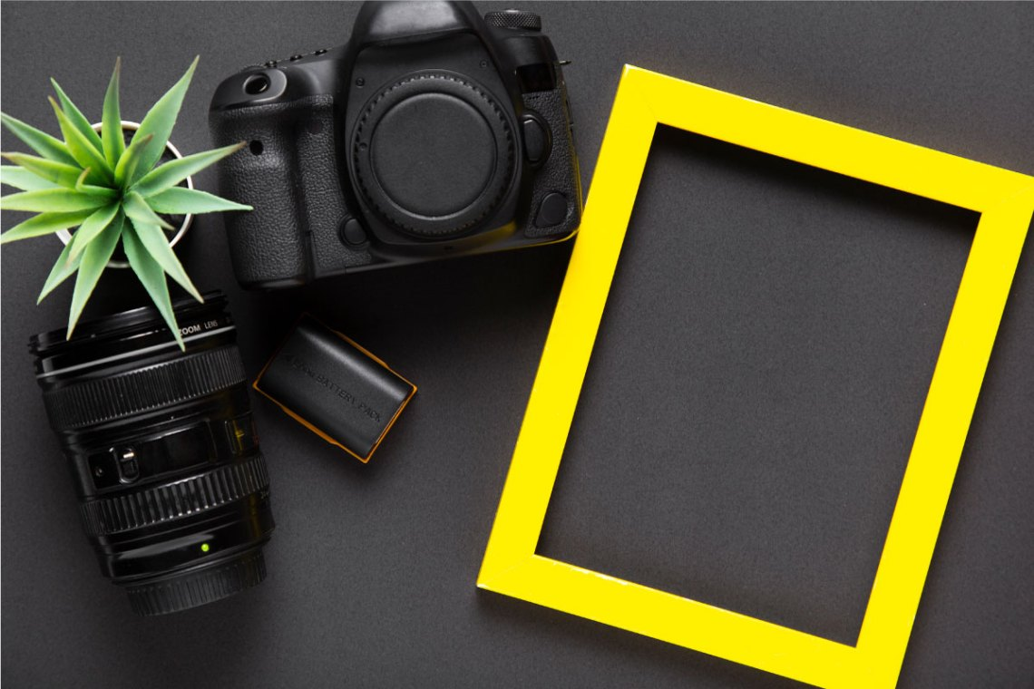 Invest in quality photography equipment