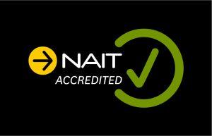 NAIT accredited company