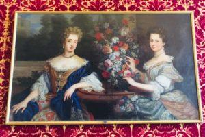 Franziska Sibylla Augusta se sestrou