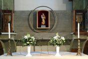Panna Maria Věrná klášter Ostrov