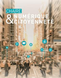 Chaire Numérique et Citoyenneté - lien