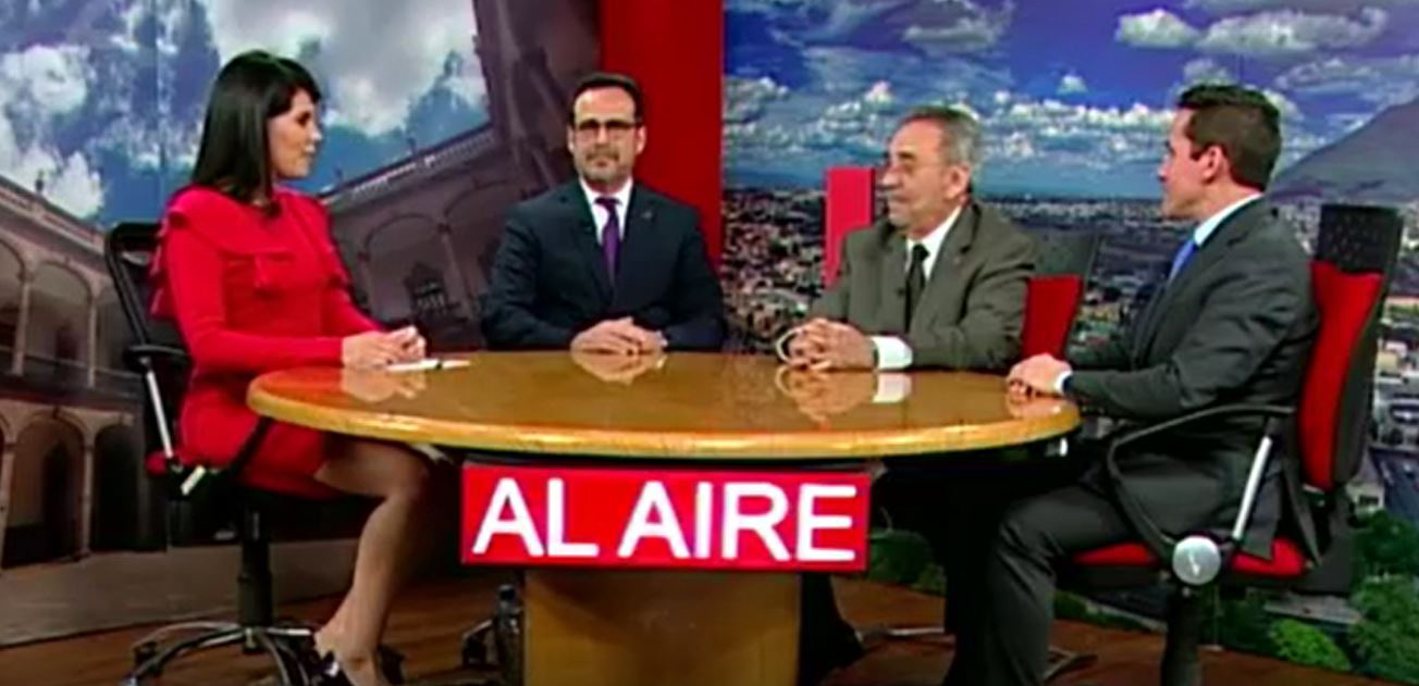 Entrevista al presidente del ICPNL Miguel Ángel Cantú | Ventanilla 28
