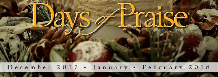 Days of Praise