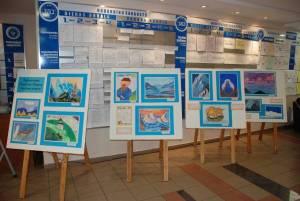 Выставка детского рисунка по мотивам жизни и творчества Н.К.Рериха
