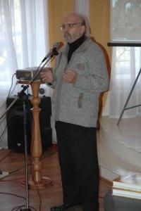 Заслуженный художник России Леопольд Цесюлевич